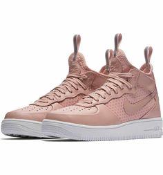 f0e160d6811 Main Image - Nike Air Force 1 Ultraforce Mid Sneaker (Women) Casual Sneakers