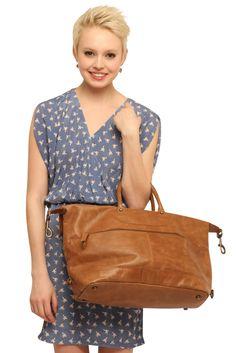 Shoptiques — Braided Duffle Bag