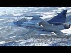 JAS 39 Gripen fäller bomber - YouTube Jas 39 Gripen, Westerns, Fighter Jets, Aircraft, Image, Modern, Youtube, Aviation, Trendy Tree