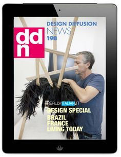 Contemporary Brazilian #design has proved to be amazingly open in all fields: industrial design, #architecture and #interior design… Find out all these contents in the special edition of DDN 198 for #iPad. Download it free of charge! #ddn #designdiffusion #magazine Industrial Design, Contents, Diffuser, Fields, Magazines, Ipad, France, Contemporary, Interior Design