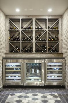 The Wine Cellar: Behind the Design - Home to Win