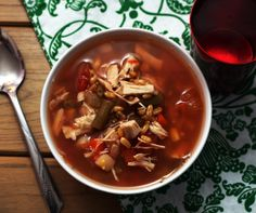 Turkey Vegetable KAMUT® brand khorasan wheat Soup