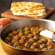 Kefta Tagine with Herbs, Spices & Lemon