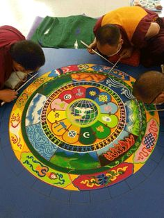 Tibetan Monks to Create an Interfaith Prayer for World Peace ...