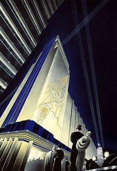 Streamline Deco illustration by Robert Hoppe