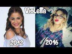 """Violetta: Momento Musical: Violetta canta """"Algo se Enciende"""" - YouTube"""