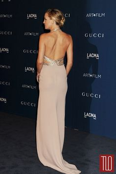 Kate Hudson in Gucci at the 2013 LACMA Art + Film Gala