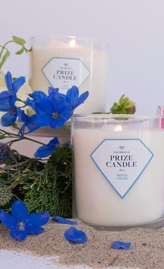 A ring hidden inside each candle| Prize Candle