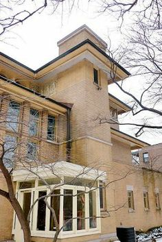 Frank Lloyd Wright's Heller House Hits the Market Today, Page 18   Chicago magazine