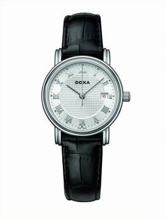 Doxa New Royal / 221.15.022.01 Watches, Leather, Accessories, Wristwatches, Clocks, Jewelry Accessories