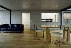 Casa Gobbi (2) Architects: Luigi Snozzi Location/Year: Tegna, Switzerland / 2004 Architecture Tumblr, Amazing Architecture, Interior Architecture, Interior Design, Luigi, House Design, Studio Design, Living Spaces, Ark