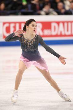 Evgenia Medvedeva -- 03/31/2017  LADIES FREE SKATE
