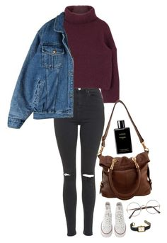"""Untitled #264"" by kaylastar221 on Polyvore featuring Topshop, Converse, Cartier, Chanel and Sunday Somewhere"
