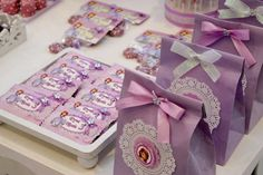 Sofia the First Birthday Party Ideas | Photo 3 of 16 | Catch My Party