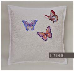 LIZA DECOR - deky, přikrývky, polštáře, andělky, bytové doplňky