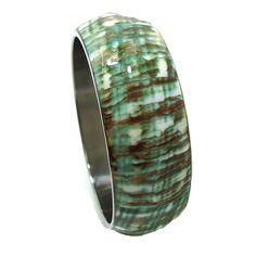 Luxuriant Abalone Shell Bracelet