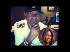 Walter Jackson (Kenya Moore's RHOA Boyfriend) on The Frank & Wanda Morning Show (Part 1 of 2)