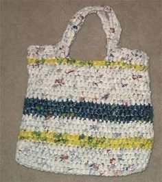 about Plastic Bag Crafts on Pinterest Fused plastic, Plastic bags ...