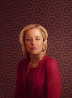 Image via We Heart It https://weheartit.com/entry/178455121 #beautiful #blonde #gilliananderson #hannibal #Hot #psychologist #bedeliadumaurier
