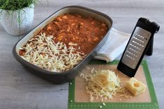 Spaghetti Bolognese, Gnocchi Bolognese, Vegan Butter, Lentils, Family Meals, Coconut Flakes, Spices, Food And Drink, Pasta