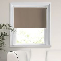 Origin (Blackout), Taupe - Roller Blind