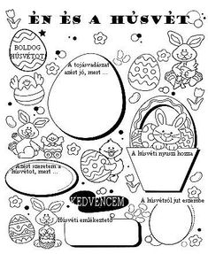 It's all about. Diy And Crafts, Crafts For Kids, Easter Colouring, Holidays And Events, Games For Kids, Kids Learning, Mandala, Bullet Journal, Scrapbook