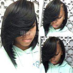 Hair♥ Wanna see more ? Then follow @Bonitadestiny