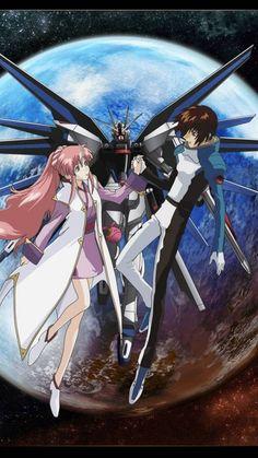 Gundam Wallpapers, Gundam Seed, Dynasty Warriors, Manga Cute, Iphone 6 Wallpaper, Gundam Art, Mecha Anime, Gundam Model, Anime Artwork