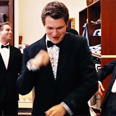 Ansel Elgort....you have my heart