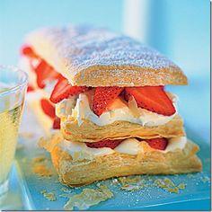 3-Step Strawberry Dessert - #BestforDessert