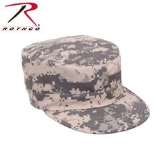 74d2ae6adb7 Rothco Kids Adjustable Fatigue Cap ACU Digital Camo Camouflage