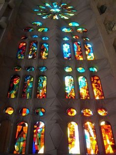 Sagrada Família ,Barcelona, Spain