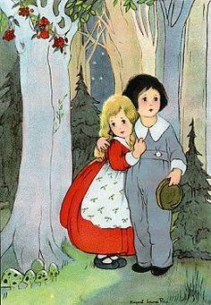 Hansel & Gretel - Margaret Evans Price