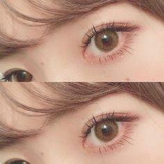 Japanese Eyes Makeup Launch your own makeup line. #viaGlamour #KoreanMakeupProducts #EyeMakeupHow #KoreanBeautyTips How To Do Eyeshadow, Eyeshadow Tips, How To Apply Eyeliner, Makeup Eyeshadow, Face Makeup, Korean Natural Makeup, Korean Makeup Look, Asian Eye Makeup, Korean Make Up Natural