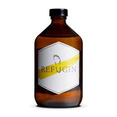 Refugin ist nicht nur ein guter Gin, sondern auch ein soziales Projekt. 100% des Gewinns werden an Bildungsorganisationen für Flüchtlinge gespendet.