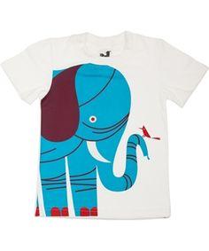db70f6b74da0a6 blue elephant t by polkka jam for nordic kids Finland, Elephants, Joseph,  Onesies