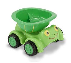 turtle dump truck