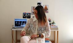 Dans le dressing de Léa Colombo, photographe de mode