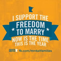 Support the Freedom to Marry