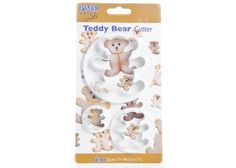 #CakeDecorating #Shop #PME #Teddy #Bear #Cutter http://www.mycakedecoratingshop.co.uk/cake-cupcake-shop/bakeware-shop/cutters/pme-teddy-bear-cutter