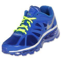 Finish Line Air Max 2012 | Nike Air Max 2012 Kids' Running Shoes | FinishLine.com | Game Royal ...