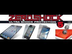 Review: ELECOM Zeroshock Schutzfolie für iPhone & iPad