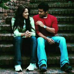 Tamil Video Songs, Tamil Songs Lyrics, Song Lyrics, New Love Songs, Cute Love Songs, I Love Music, Cute Movie Scenes, Kabhi Alvida Naa Kehna, Beautiful Islamic Quotes