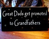 or Papas :)  Great sign in hallway with pix of grands?