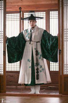 Scholar who walks the night - Lee joon gi