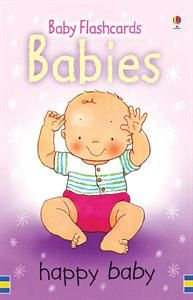 Usborne Books & More. Babies Baby Flashcards