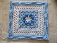 12 inch square ~ free pattern