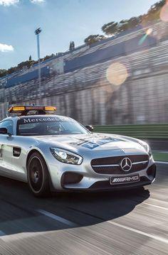 Mercedes AMG GT F1 pace car
