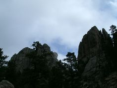 Great Mountains  (The Black Hills)