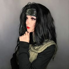 Great selection of Naruto and other Anime merchandise at affordable prices! Over 200 Anime related items: cosplay costumes, clothes, accessories and action . Kawaii Cosplay, Cute Cosplay, Halloween Cosplay, Cosplay Girls, Halloween Costumes, Halloween Ideas, Naruto Costumes, Cosplay Costumes, Naruto Girls